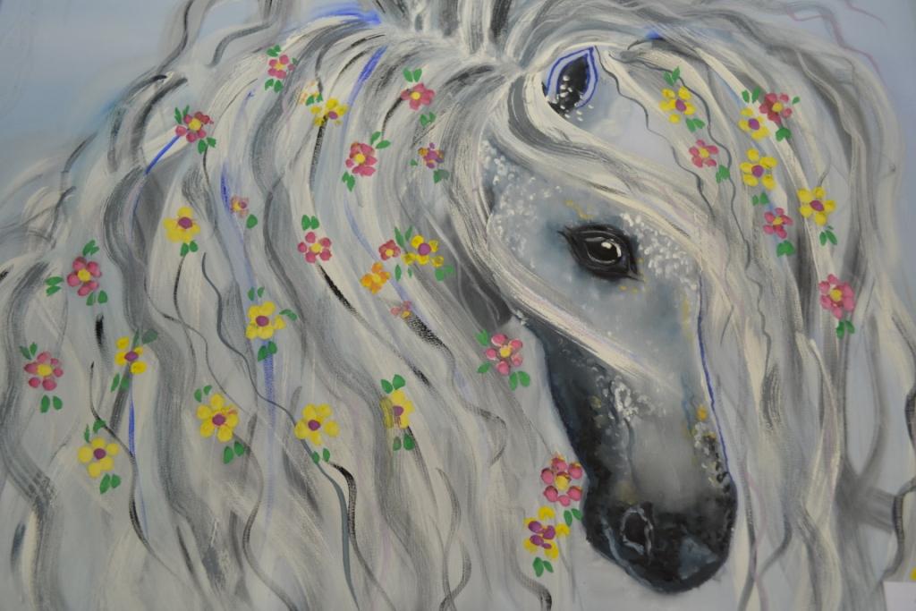 День лошади 31 августа открытки
